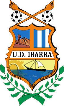 Escudo de U.D. IBARRA (ILHAS CANÁRIAS)