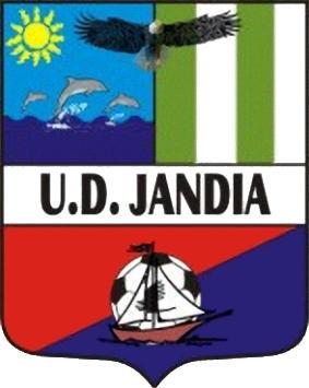 Escudo de U.D. JANDÍA (ISLAS CANARIAS)