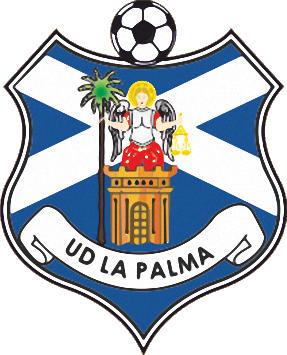 Escudo de U.D. LA PALMA (ISLAS CANARIAS)