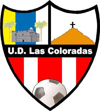 Escudo de U.D. LAS COLORADAS (ISLAS CANARIAS)