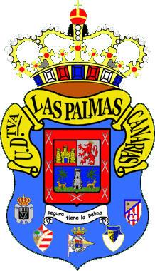 Escudo de U.D. LAS PALMAS ATLETICO (ISLAS CANARIAS)