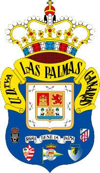 Escudo de U.D. LAS PALMAS (ISLAS CANARIAS)