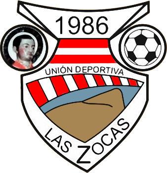 Escudo de U.D. LAS ZOCAS . (ISLAS CANARIAS)