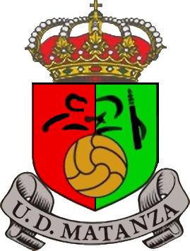 Escudo de U.D. MATANZA (ILHAS CANÁRIAS)