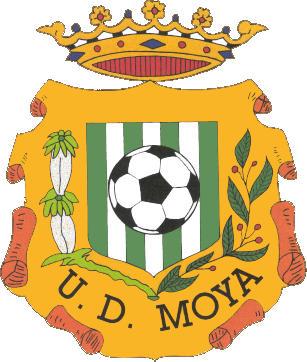 Escudo de U.D. MOYA (ISLAS CANARIAS)