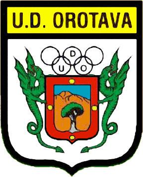 Escudo de U.D. OROTAVA (ISLAS CANARIAS)