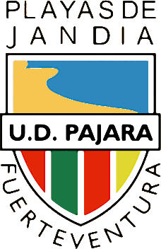 Escudo de U.D. PAJARA PLAYAS DE JANDIA (ISLAS CANARIAS)