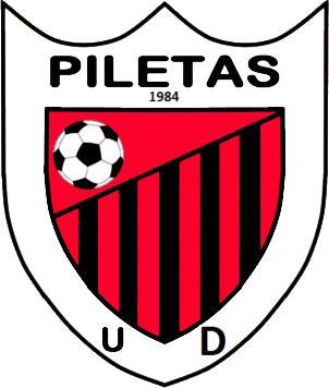 Escudo de U.D. PILETAS (ISLAS CANARIAS)