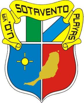 Escudo de U.D. PLAYAS DE SOTAVENTO (ILHAS CANÁRIAS)
