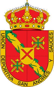 Escudo de U.D. SAN ANDRES Y SAUCES (ISLAS CANARIAS)