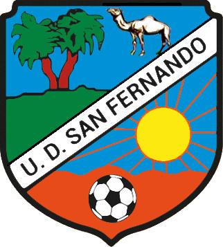 Escudo de U.D. SAN FERNANDO (ISLAS CANARIAS)