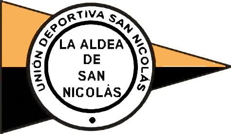 Escudo de U.D. SAN NICOLÁS (ISLAS CANARIAS)