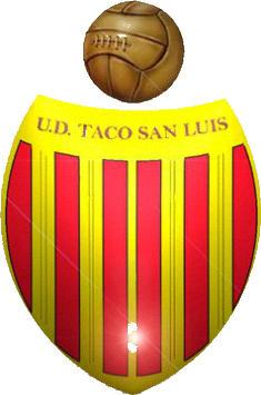 Escudo de U.D. TACO SAN LUIS (ISLAS CANARIAS)