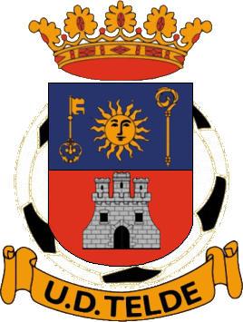 Escudo de U.D. TELDE (ISLAS CANARIAS)