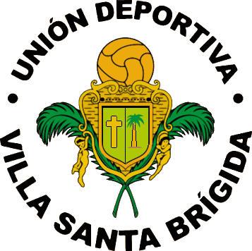 Escudo de U.D. VILLA SANTA BRIGIDA (ISLAS CANARIAS)