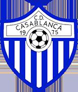 Escudo de C.D. CASABLANCA