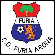 Escudo de C.D. FURIA ARONA