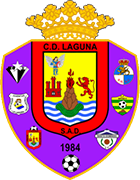 Escudo de C.D. LAGUNA