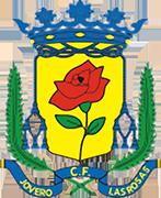 Escudo de C.F. JOVERO LAS ROSAS