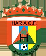 Escudo de HARÍA C.F.