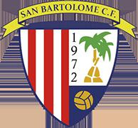 Escudo de SAN BARTOLOME C.F.