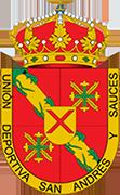 Escudo de U.D. SAN ANDRES Y SAUCES