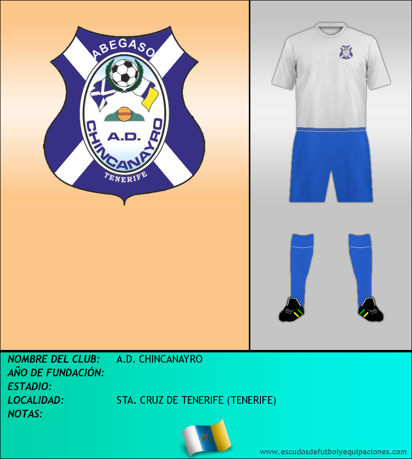 Escudo de A.D. CHINCANAYRO