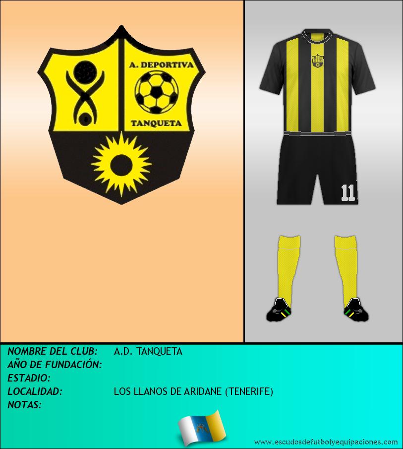 Escudo de A.D. TANQUETA