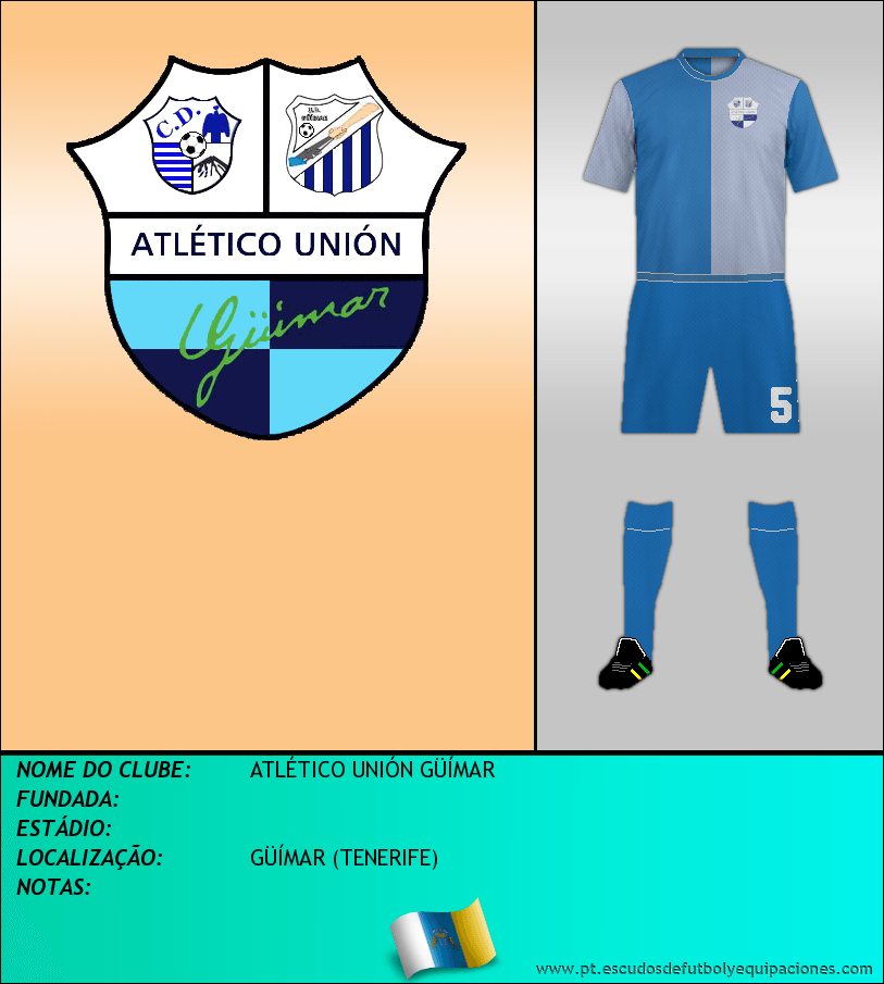 Escudo de ATLÉTICO UNIÓN GÜÍMAR