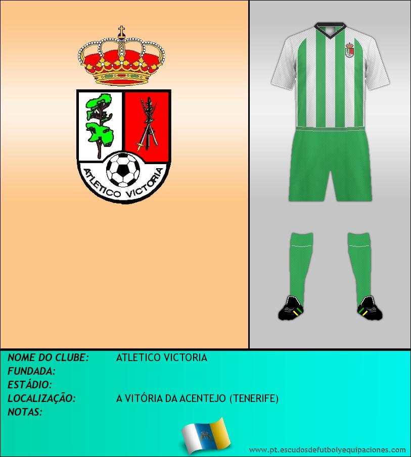 Escudo de ATLETICO VICTORIA