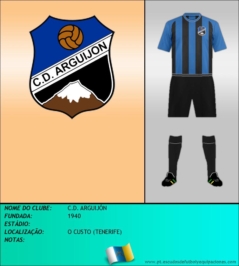 Escudo de C.D. ARGUIJÓN