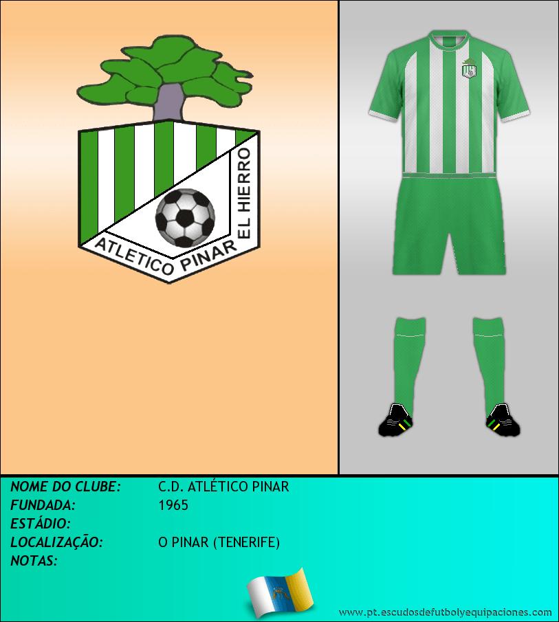 Escudo de C.D. ATLÉTICO PINAR