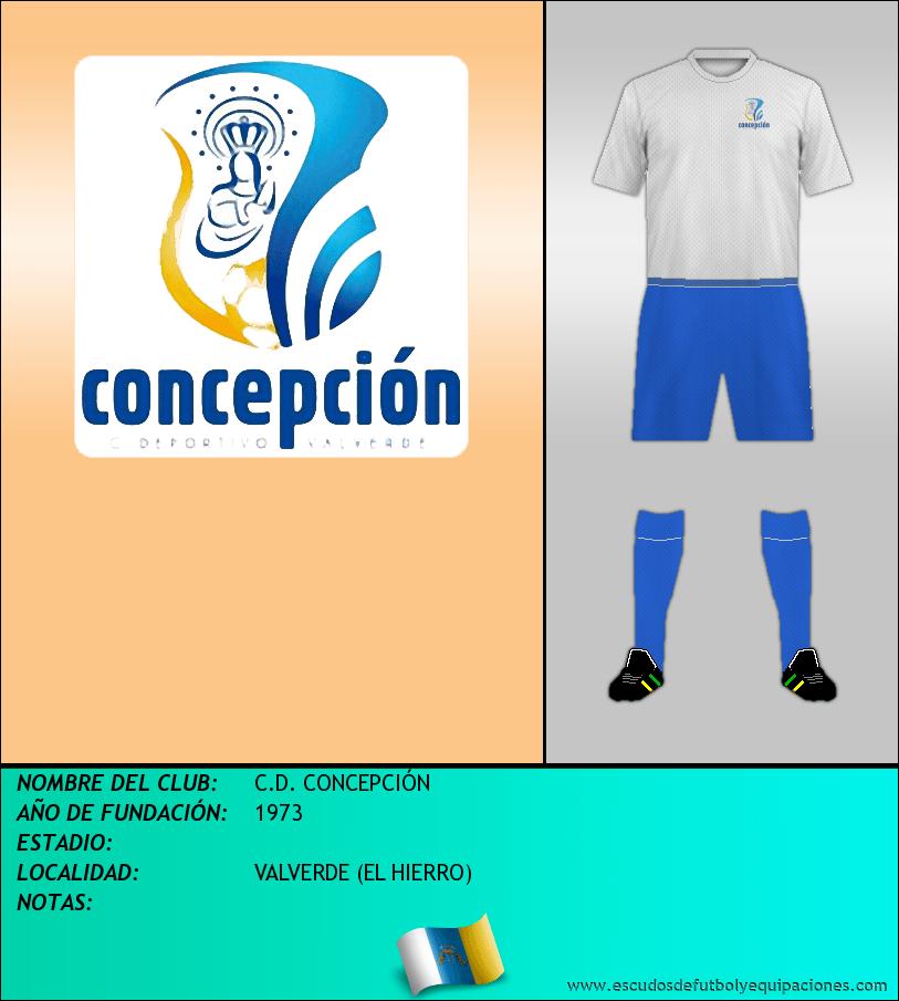 Escudo de C.D. CONCEPCIÓN