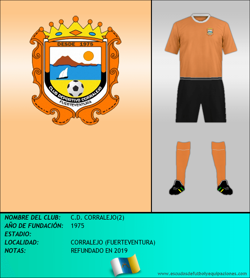 Escudo de C.D. CORRALEJO(2)