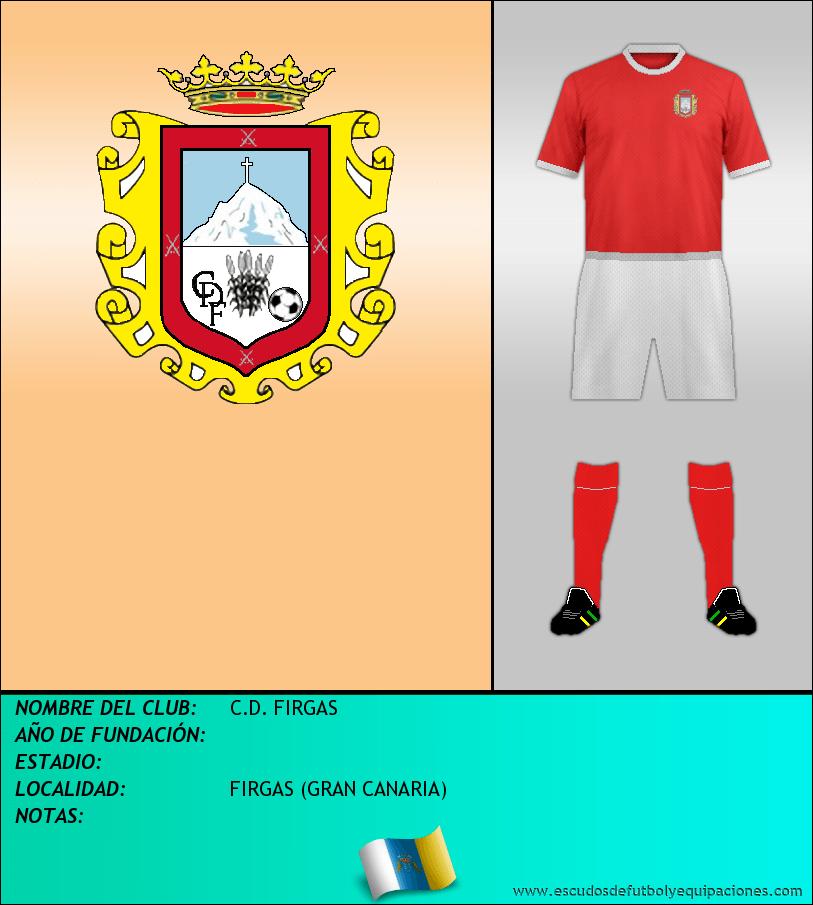 Escudo de C.D. FIRGAS