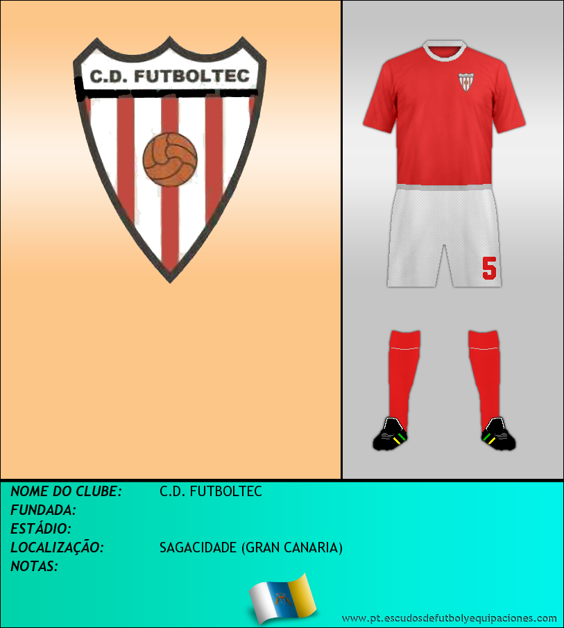 Escudo de C.D. FUTBOLTEC