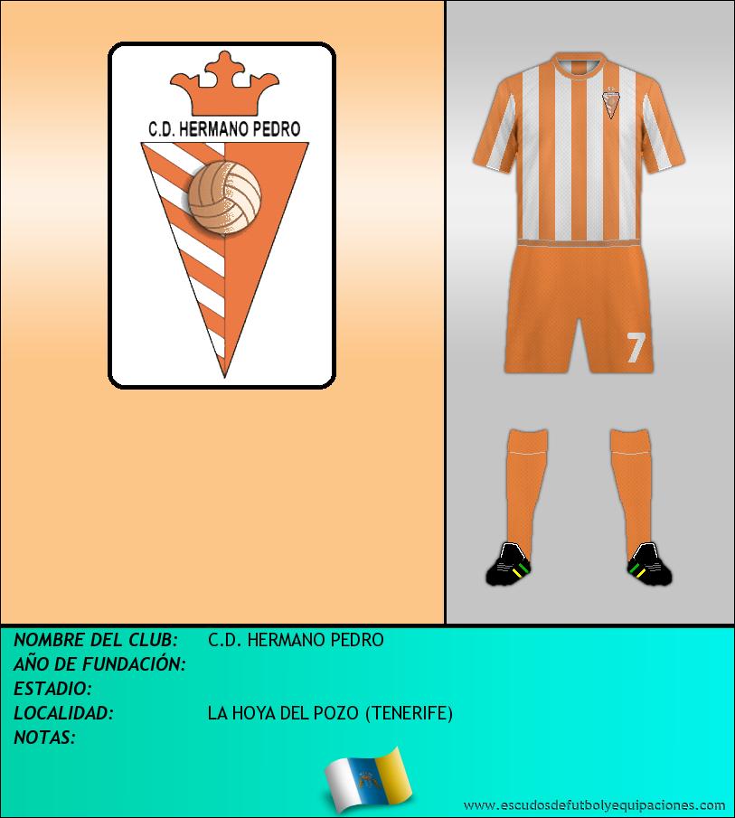 Escudo de C.D. HERMANO PEDRO