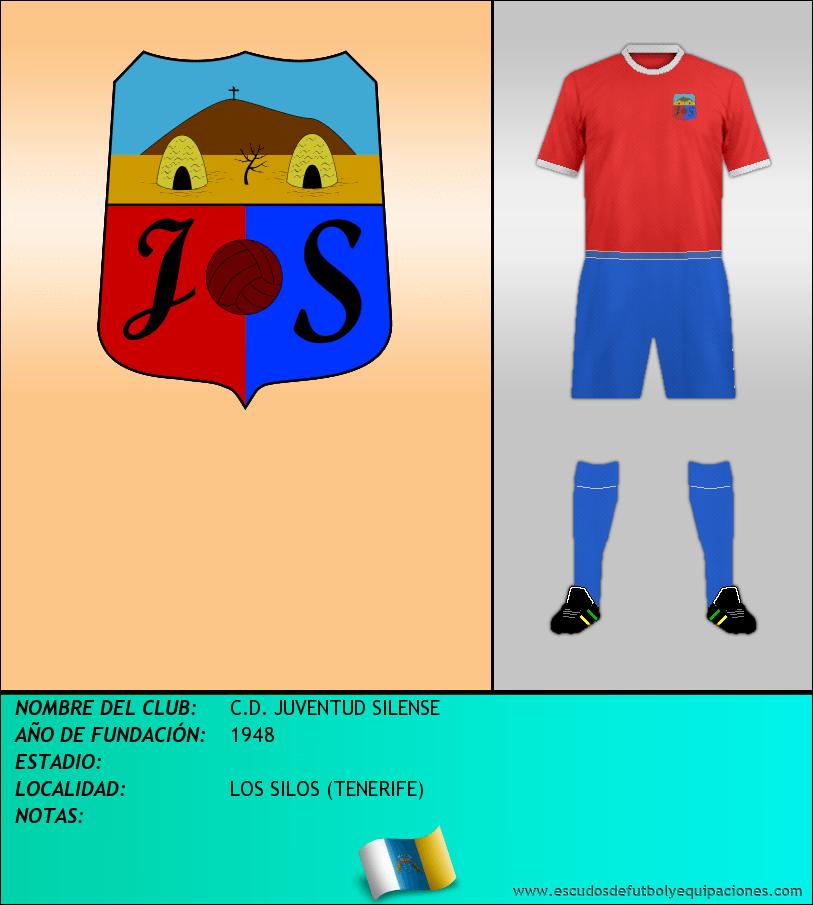 Escudo de C.D. JUVENTUD SILENSE