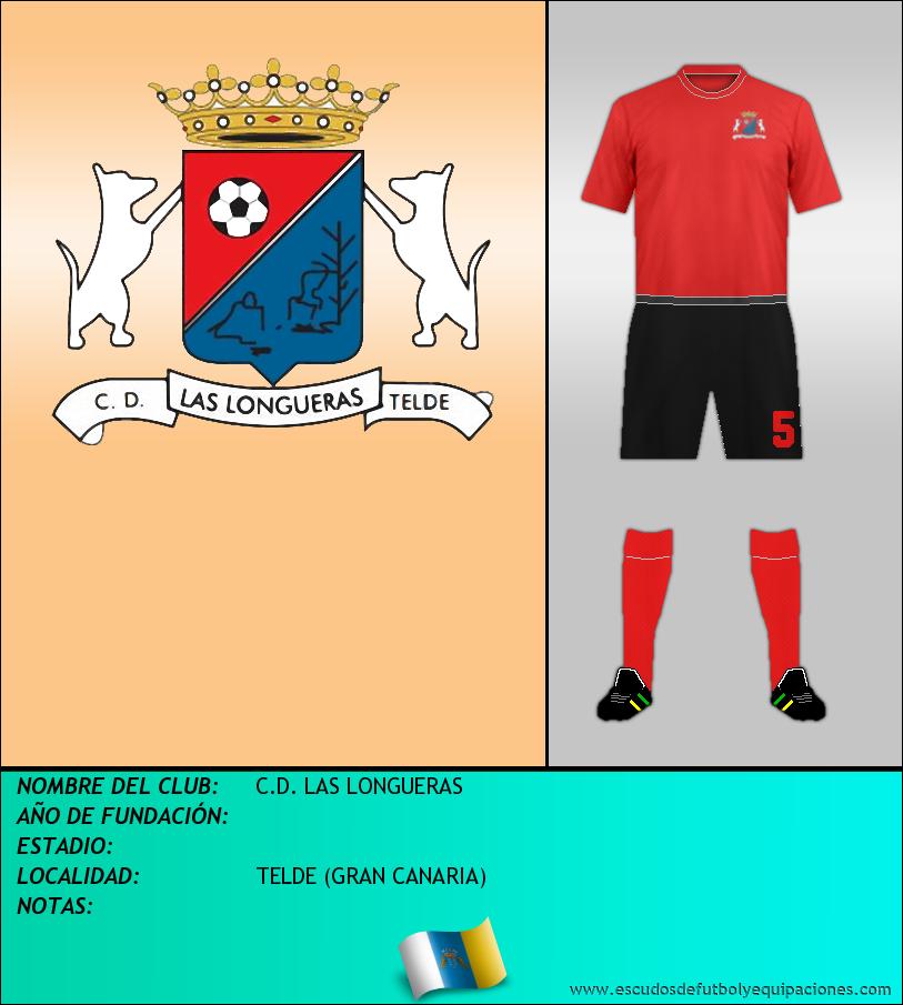 Escudo de C.D. LAS LONGUERAS