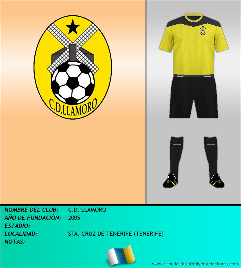 Escudo de C.D. LLAMORO