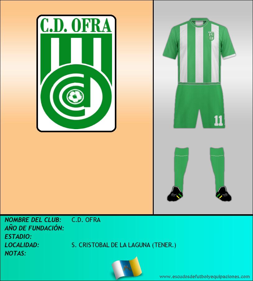 Escudo de C.D. OFRA