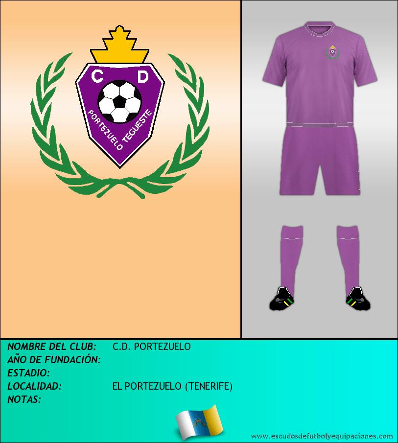 Escudo de C.D. PORTEZUELO