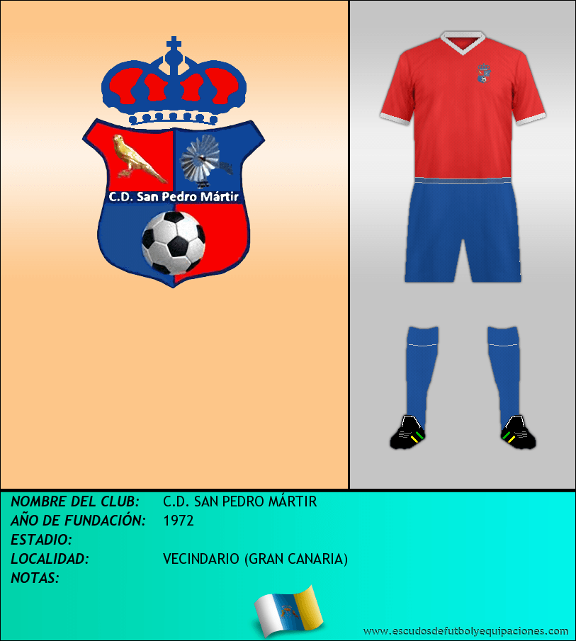 Escudo de C.D. SAN PEDRO MÁRTIR