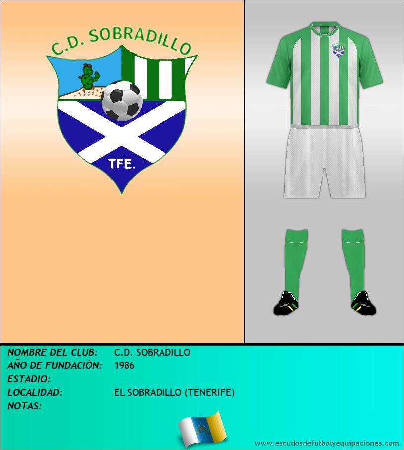 Escudo de C.D. SOBRADILLO