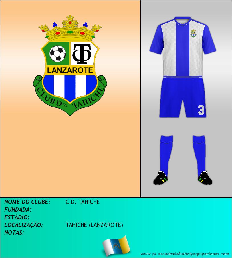Escudo de C.D. TAHICHE