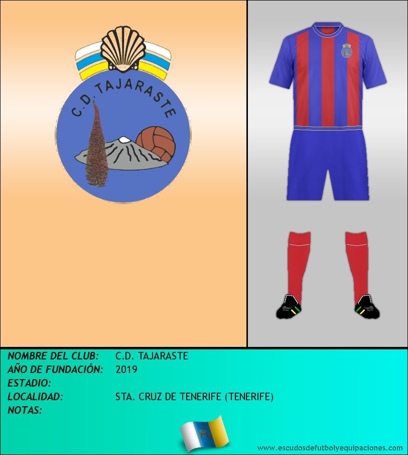 Escudo de C.D. TAJARASTE