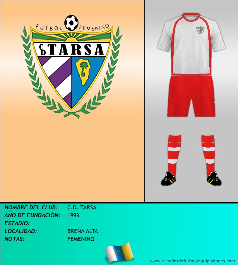 Escudo de C.D. TARSA