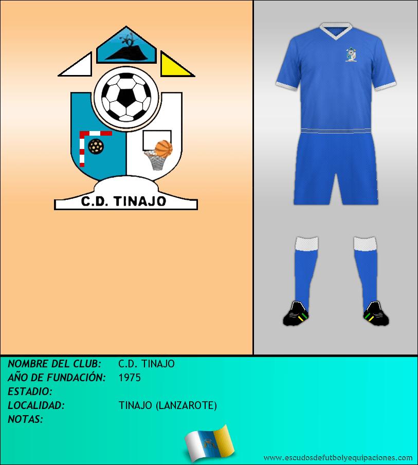 Escudo de C.D. TINAJO