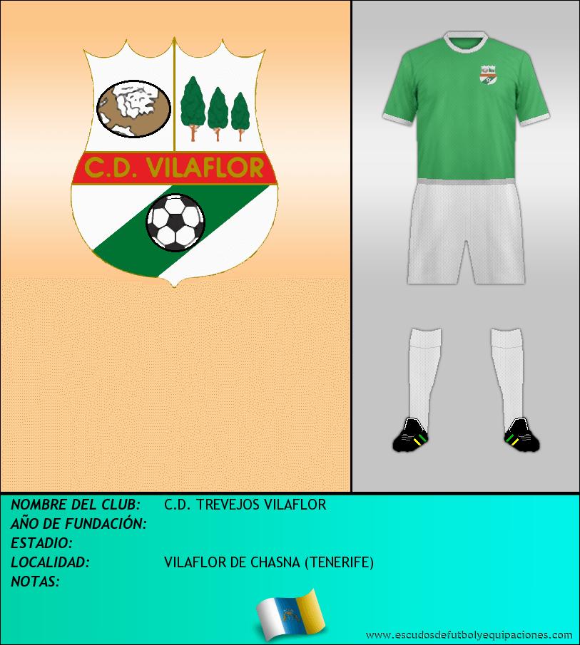 Escudo de C.D. TREVEJOS VILAFLOR