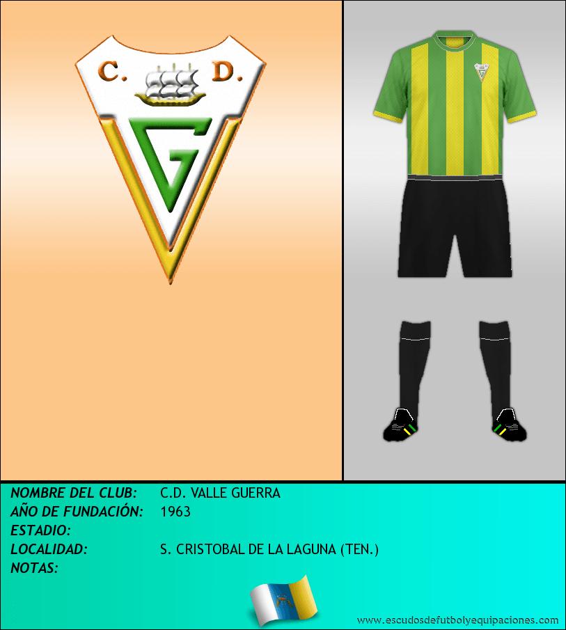 Escudo de C.D. VALLE GUERRA